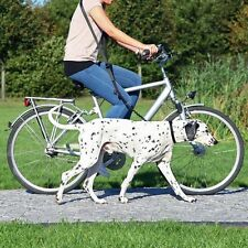 Pet Dog Bike Lead Distance Keeper Bicycle Leash for Jogging Running by TRIXIE