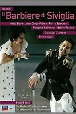 Il Barbiere di Siviglia Decca DVD new