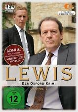 4 DVD BOX / LEWIS - DER OXFORD KRIMI ; STAFFEL 7 - NEU   (EL)