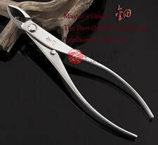 Master Narrow Edge Cutter bonsai tools stainless steel branch cutter 180mm