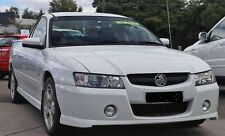 HOLDEN COMMODORE VZ SS GENUINE FRONT BUMPER BAR white NEW