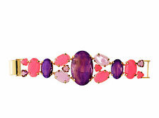 KATE SPADE NEW YORK MOODY MEADOWS SEMI PRECIOUS AGATE GEMSTONE BRACELET BRIDAL