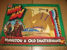Big Jim - Indian Chief - Karl May Adventure Set   in OVP