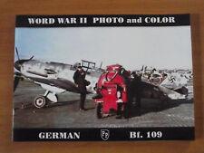 GERMAN Bf 109 by WALDEMAR TROJCA