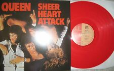NEU Limited 180g COLOR Vinyl LP Sheer Heart Attack - Queen Freddie Mercury