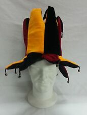 CAPPELLO JOLLY GIALLO ROSSO NERO AS ROMA GIULLARE ULTRAS GERMANIA CAMPANELLINI