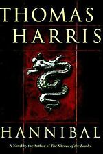 Hannibal Lecter: Hannibal Bk. 3 by Thomas Harris (1999, Hardcover)