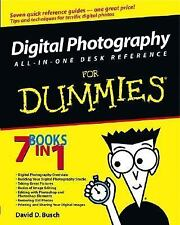 Digital Photography All-in-One Desk Reference For Dummies (For Dummies (Computer
