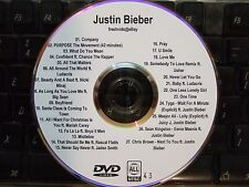 JUSTIN BIEBER THE COMPLETE MUSIC VIDEO DVD COLLECTION COMPANY WHAT DO YOU MEAN