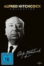 ROBERT CUMMINGS- ALFRED HITCHCOCK COLLECTION 14 DVD NEU HITCHCOCK,ALFRED