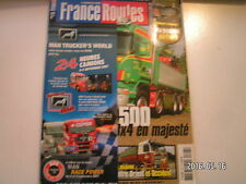 ** France Routes n°303 Volvo VT 880 / DAF CF85 460 Euro 5 / Scania R 500