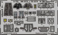 Eduard Zoom SS371 1/72 Hobby Boss A-7D Corsair II