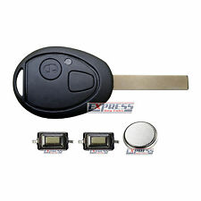 Rover 75 MG fits Land Rover Discovery 2 TD4 TD5 Remote Key Fob Case Repair Kit