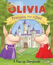 Princess for a Day : A Pop-up Storybook (2011, Hardcover)