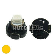 Yellow SMD LED T4.2 Neo Wedge 12v Interior LED Bulb