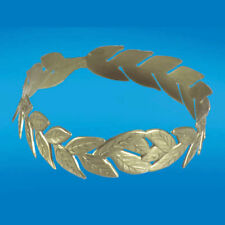 Gold Laurel Leaf Wreath Headband Toga Party Greek Grecian Leaves Roman Head Band
