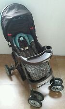 AUTH. GRACO CLASSIC CONNECT TRAVEL SYSTEM BABY STROLLER FR. INFANT to TODDLER