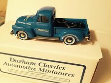 Durham Classics '53 Chevy ironman tires, 1 of 15!! Very rare!! Wow!!