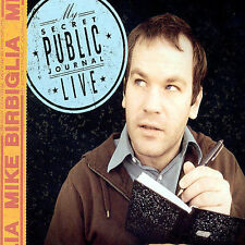 My Secret Public Journal Live 2013 by Mike Birbiglia Ex-Library