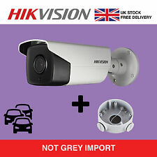 HIKVISION ANPR LPR Smart Network IP Camera 2.8-12MM 60/FPS POE MOTORISED HD CCTV