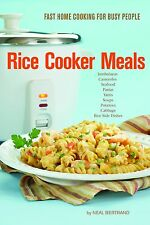 Best selling cookbook Rice Cooker Meals: Fast Home Cooking for Busy People