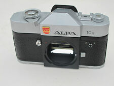 "Ultra RARE Alpa 10s half frame film camera, truly a Collector's item ""LQQK"""