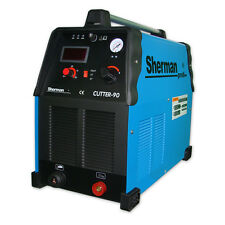 Sherman Plasma Cutter 90K. Thickness cut 30mm! 85A current! SUP Voltage AC 50Hz