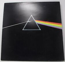 "PINK FLOYD : DARK SIDE OF THE MOON Album Vinyl LP 33rpm 12"" VG"