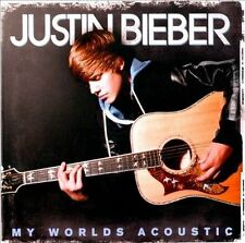 My Worlds Acoustic Justin Bieber Audio CD