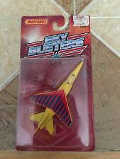 New 1988 Matchbox Sky Busters Military Diecast Aircraft Mirage Blister