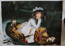 Ölbilder Ölgemälde James Jacques Joseph Tissot Young Lady in a Boat 60 cm x 80cm
