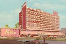 The multi-million dollar FREMONT HOTEL and CASINO Sky Room LAS VEGAS, NV