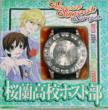 Anime New Watch Ouran High School Host Club Collectors bnwt.