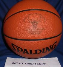Spalding 1996 NBA CHAMPIONS Chicago Bulls Official Basketball Limited Edition