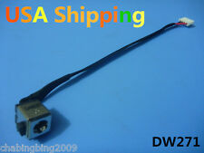 Dc Power Jack in cable harness For Toshiba satellite l775-s7111 l775-s7248