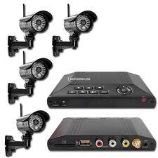 MTVision Funk Videoüberwachung HS 401 Überwachungssystem Funküberwachung