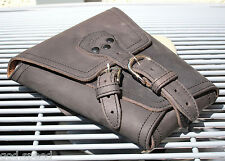 NEW! Genuine Saddleback Leather PISTOL WRAP SMALL in Discontinued Carbon Color