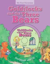 My First Fairytales Book and CD: Goldilocks and the Three Bears (My First Fairyt
