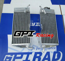 aluminum radiator for HONDA CR125R CR125 CR 125 R 1985 1986 85 86
