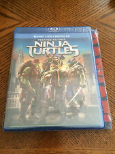 TEENAGE MUTANT NINJA TURTLES - Target Exclusive Blu-Ray - Set of 4 Slipcovers
