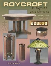 Roycroft Furniture And Collectibles (Identification and Value Guide)-ExLibrary