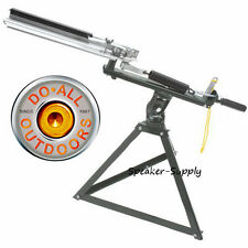Do-All Outdoors Clay Hawk Target Thrower Full Cock Trap Tripod Stacked Double
