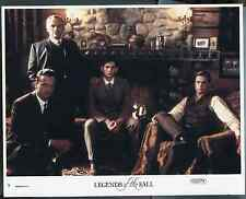 """Vintage """"Legends of the Fall"""" Lobby Card"""