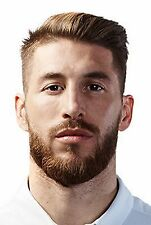 NEW! Football Photo SERGIO RAMOS Real Madrid 2016-17 Season