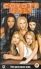 COYOTE UGLY VHS PAL PIPER PERABO,JOHN GOODMAN,ADAM GARCIA,MARIO BELLO,TYRA BANKS