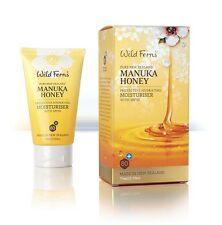 New Wild Ferns Manuka Honey Protective Hydrating Moisturiser with SPF30 75ml