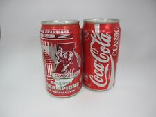 Coca Cola Collectible - 1992 Alabama Crimson Tide Championship Can