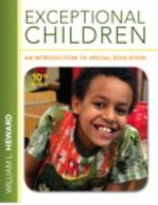 Exceptional Children: An Introduction to Special Education Plus MyEducationLab
