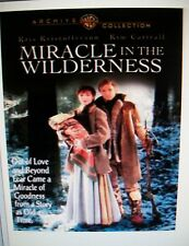 Miracle in the Wilderness DVD Kris Kristofferson, Kim Cattrall
