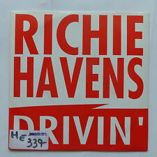 RICHIE HAVENS Drivin PROMO LOR 90005 SP